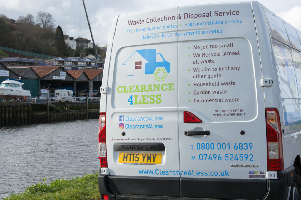 waste clearance in Torquay